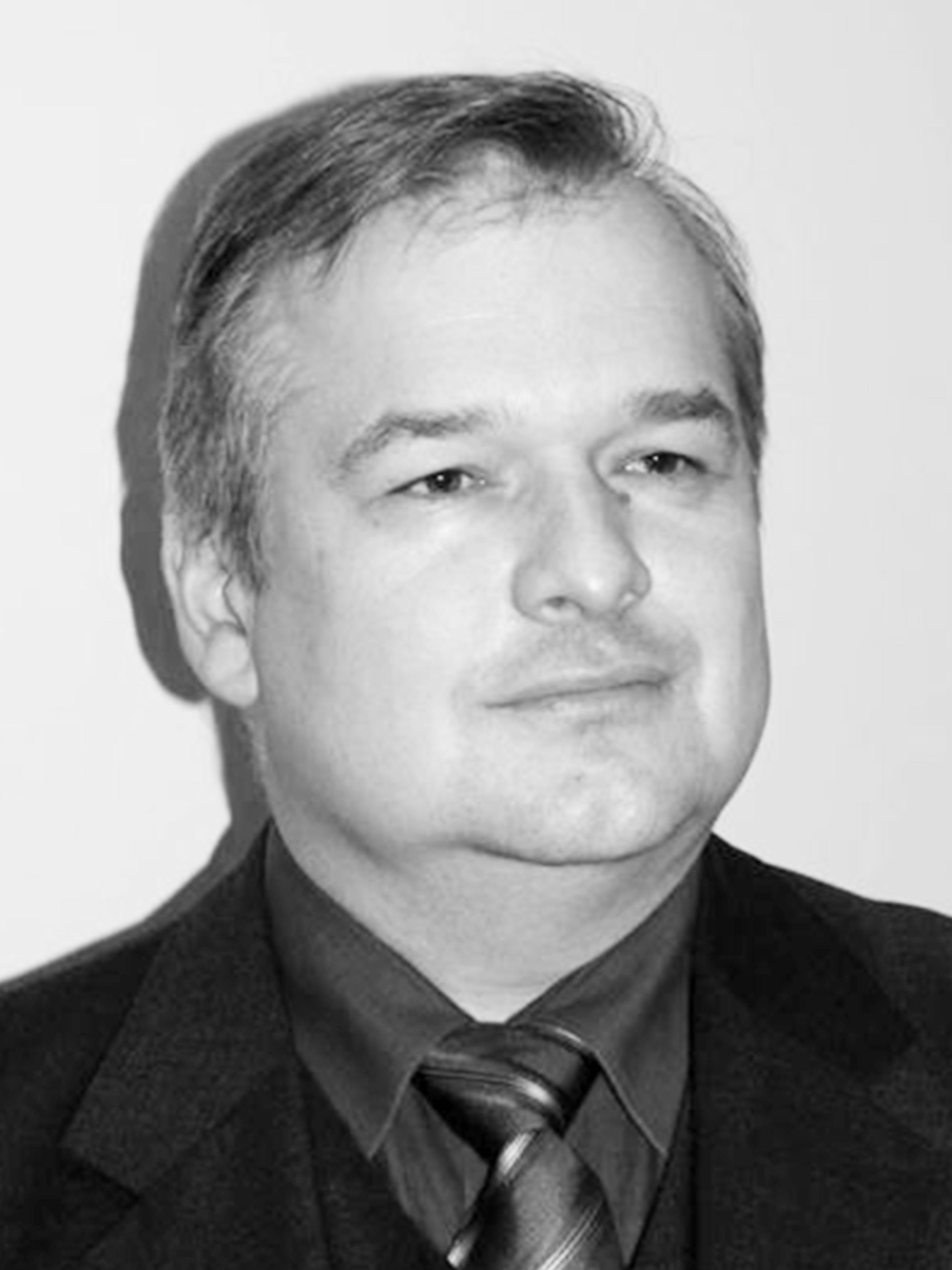 Grzegorz Kubicki, PhD Eng